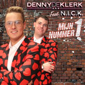 Denny de Klerk - Mijn nummer 1 (Front 3000)
