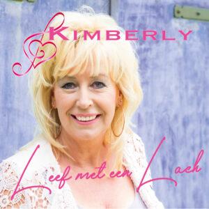 Kimberly_Leef,met een lach! - Cover